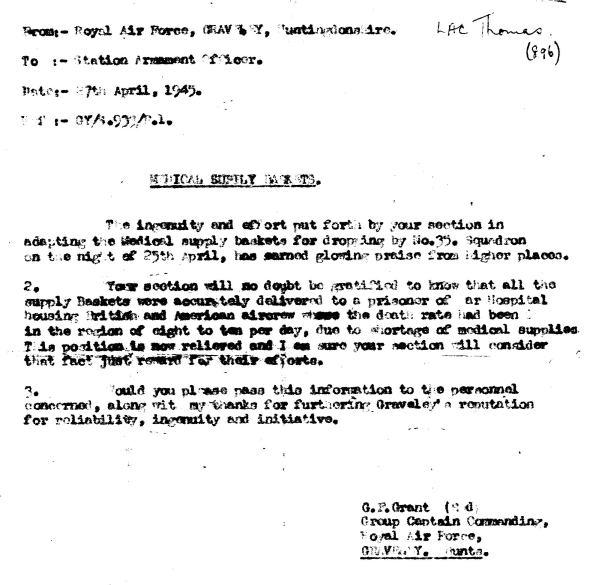 LeslieBruceThomas1921_MilitaryLetter