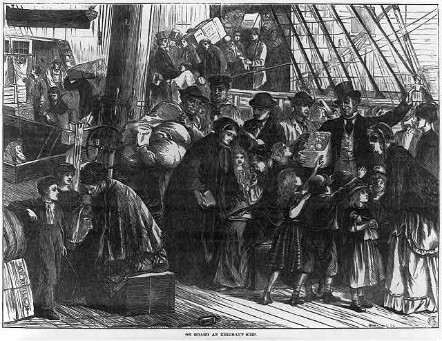 Migration Ship